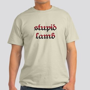 Stupid Lamb Twilight Light T-Shirt