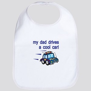 Police Officer's Kids Bib