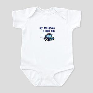 Police Officer's Kids Infant Bodysuit