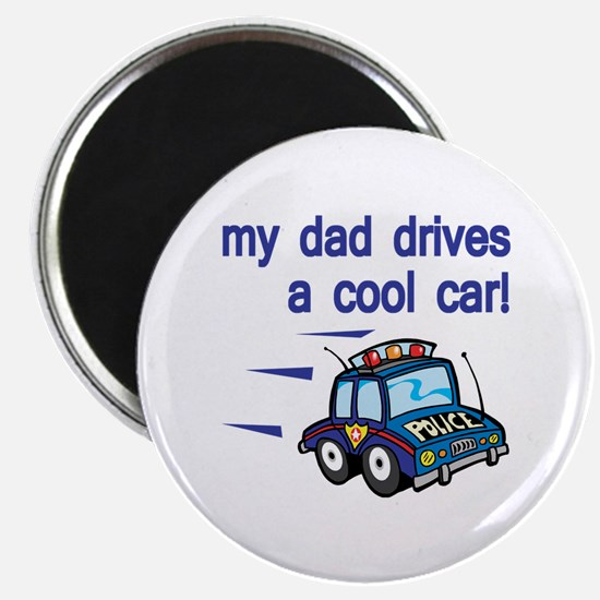 "Police Officer's Kids 2.25"" Magnet (10 pack)"