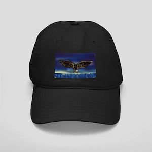 Whale Tail 2 Black Cap