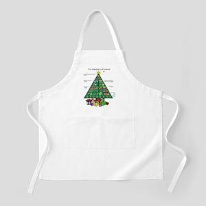Dietitian Christmas BBQ Apron