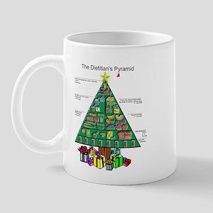 Dietitian Christmas Mug