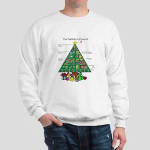 Dietitian Christmas Sweatshirt