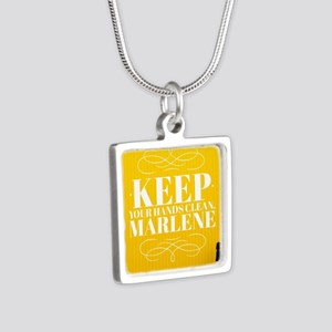 Keep Your Hands Clean Marlene Necklaces