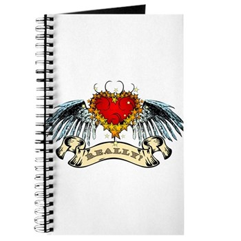 Really? Winged Heart Journal