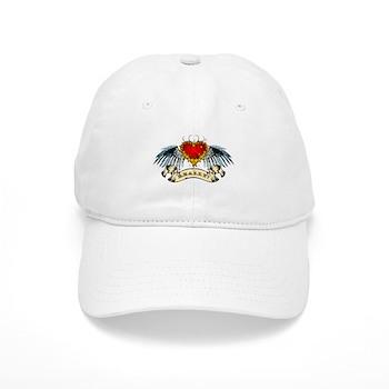 Really? Winged Heart Cap