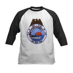USS HAMNER Kids Baseball Jersey