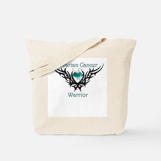 Ovarian Warrior Tote Bag