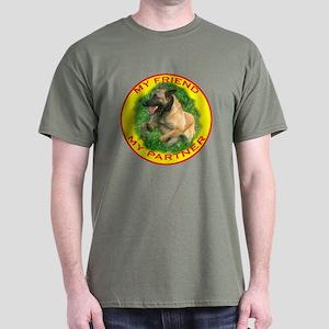 Malinois Partner Dark T-Shirt