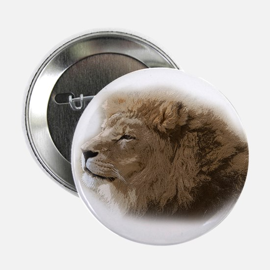 "Lion1 2.25"" Button"