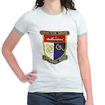 USS HAMUL Jr. Ringer T-Shirt