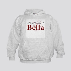 It's All About Bella Kids Hoodie