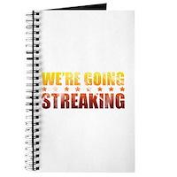 We're Going Streaking Journal