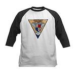 USS HANCOCK Kids Baseball Jersey