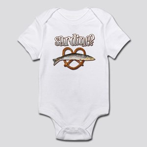 The Burbs - Sardine Infant Bodysuit