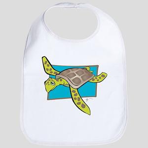 Sea Turtle Collection Bib