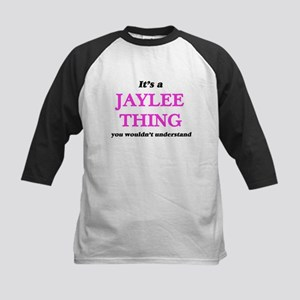It's a Jaylee thing, you would Baseball Jersey