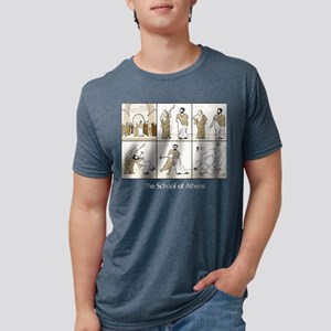 Basic School of Athens T-Shirt