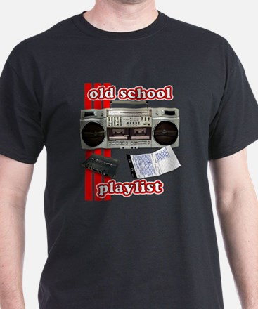 Old School Playlist T-Shirt