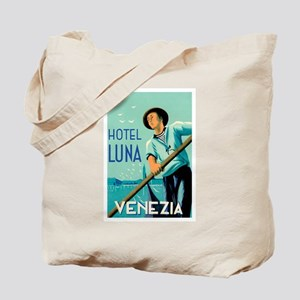 Hotel Luna Venice Italy Tote Bag