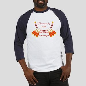 """""""Choctaw"""" Baseball Jersey"""