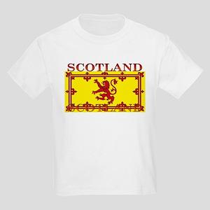 Scotland Scottish Flag Kids T-Shirt