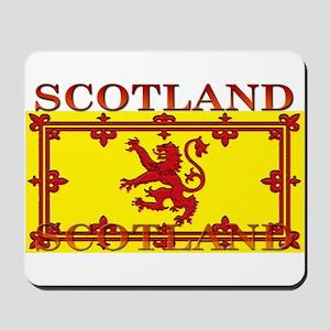 Scotland Scottish Flag Mousepad