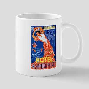 Granada Spain Mug