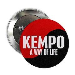KEMPO A Way Of Life Yin Yang 2.25