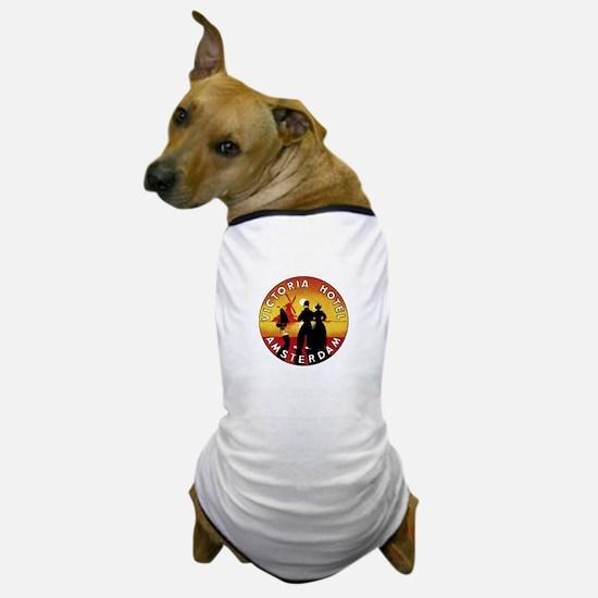Amsterdam Netherlands Dog T-Shirt