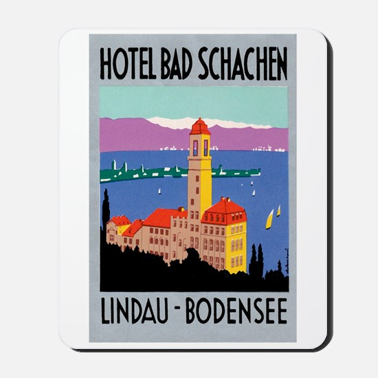 Lindau Germany Mousepad