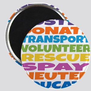 Adopt-Foster-Rescue Magnets