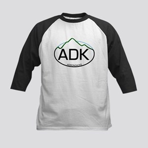 ADK Oval Kids Baseball Jersey