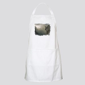 Old Man of the Mountain BBQ Apron