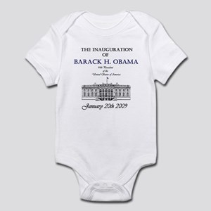 Obama Inauguration Infant Bodysuit