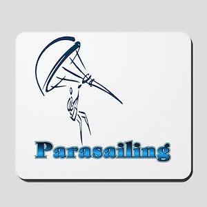 Parasailing Mousepad