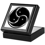 Bdsm Square Keepsake Boxes