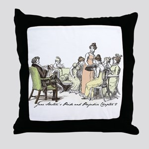 Hugh Thompson Ch 2 Throw Pillow