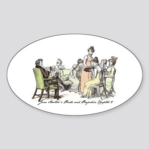 Hugh Thompson Ch 2 Oval Sticker