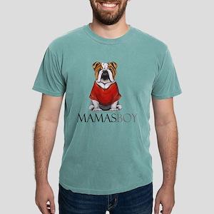 Mamas Boy Bulldog T-Shirt