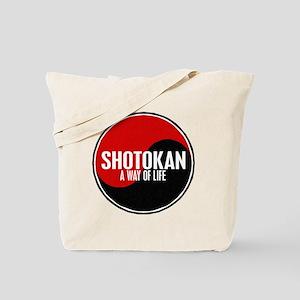 SHOTOKAN Way Of Life Yin Yang Tote Bag