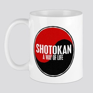 SHOTOKAN Way Of Life Yin Yang Mug