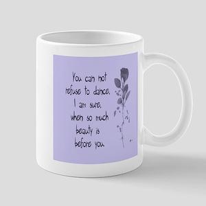 Refuse To Dance Mug