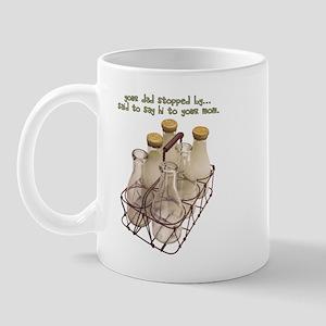 The Milkman Mug
