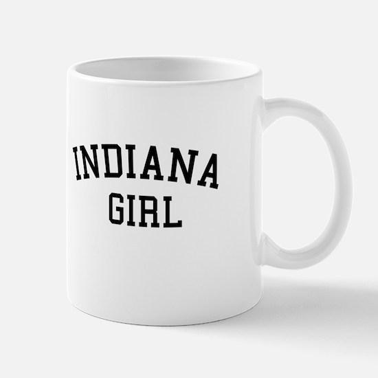 Indiana Girl Mug