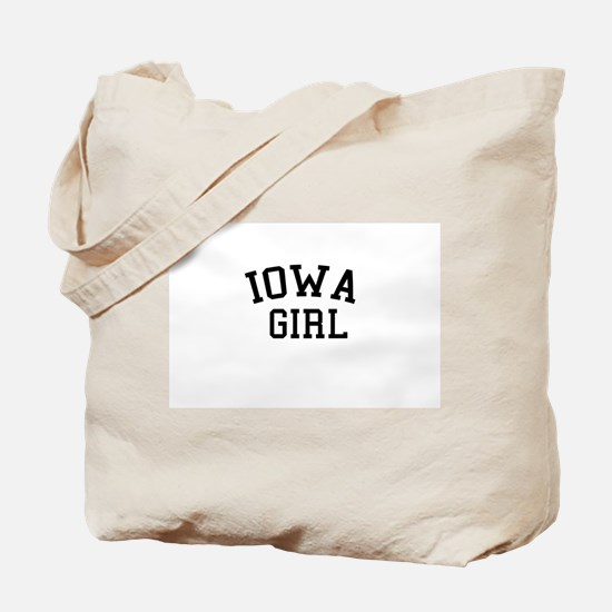 Iowa Girl Tote Bag