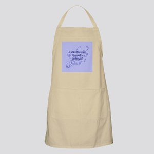 Assembley Such As This BBQ Apron
