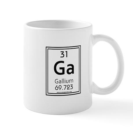 Gallium Mug