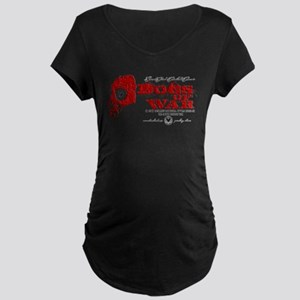 Dogs of War Maternity Dark T-Shirt